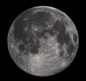 FullMoon2010_Луна