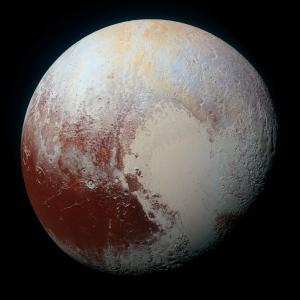 newhorizons_Pluto's_Плутона_поверхность